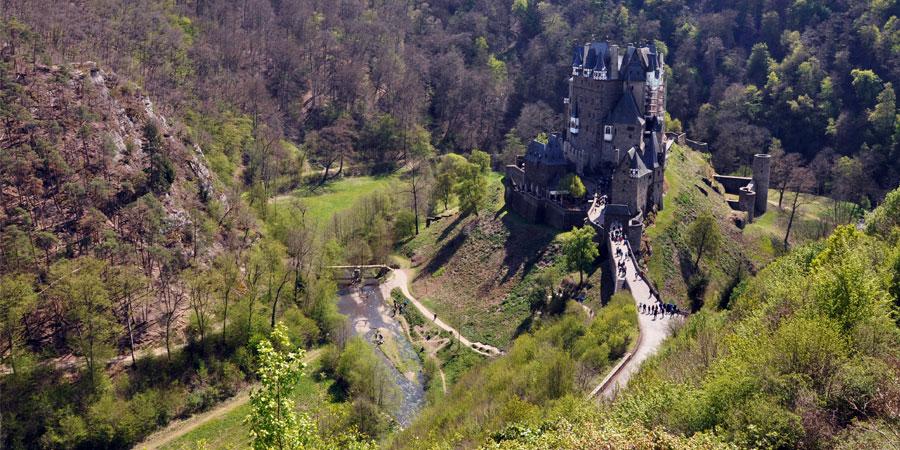 Путешествие по Германии, стране замков