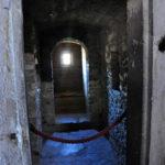 Средневековый туалет в замке Марксбург