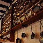 Средневековая кухонная утварь