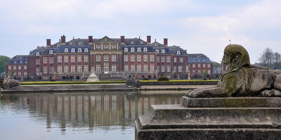 История Нордкирхенского дворца