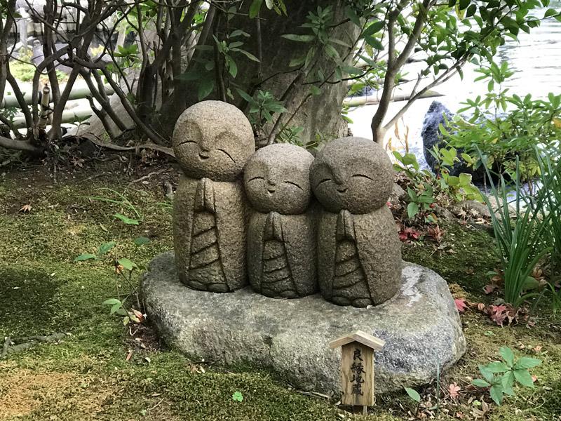 Дзи-дзьо Босацу - покровители детей и путешественников