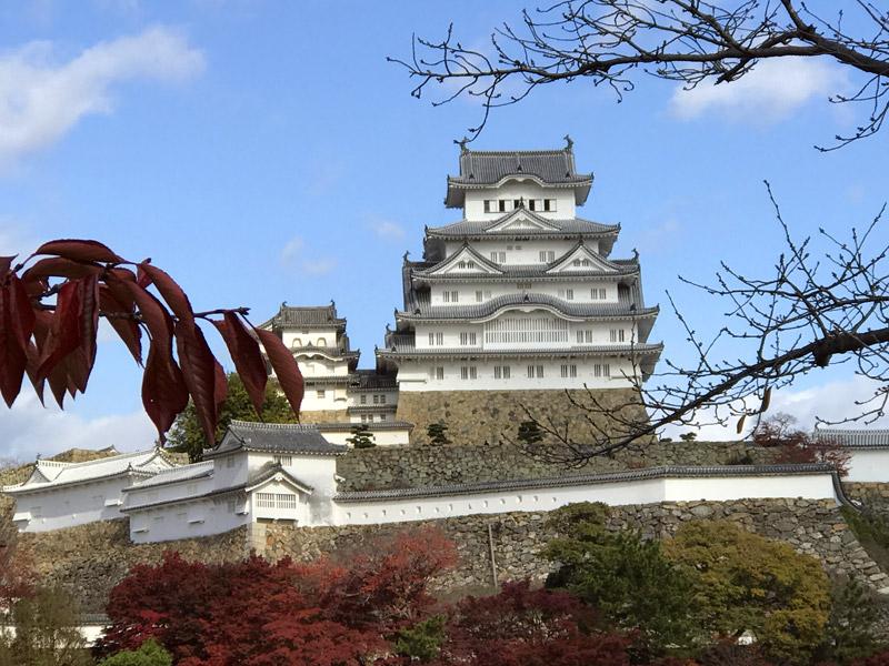 Легенды замка Химедзи