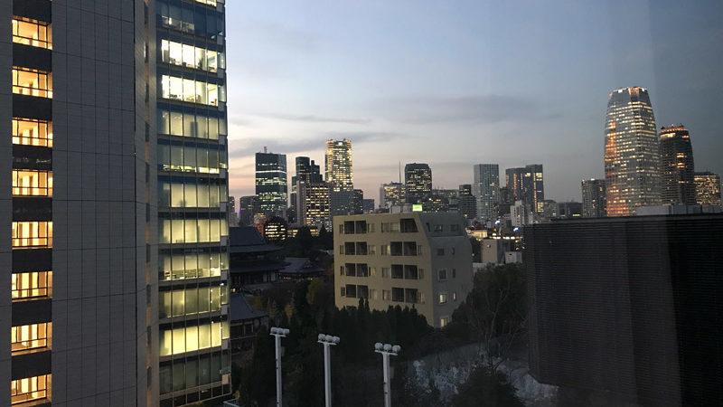 Минато в Токио