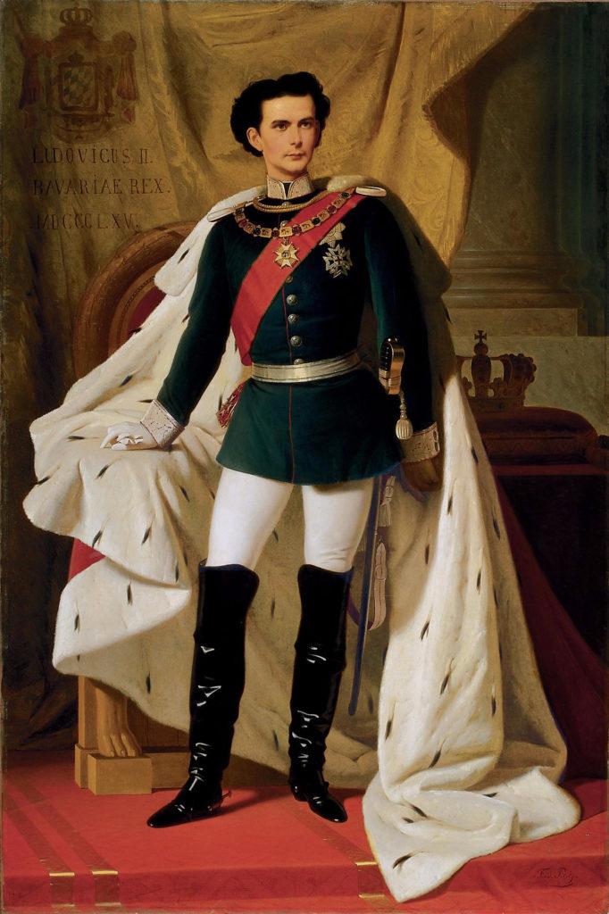 Людвиг II Баварсикй - сказочный король