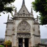 Капелла святого Губерта, где похоронен да Винчи