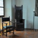 Мебель XV век замок Амбуаз