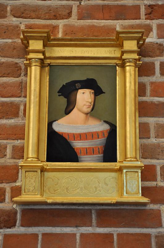 Франциск I король Франции