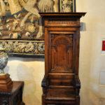 Мебель XVI век замок Амбуаз