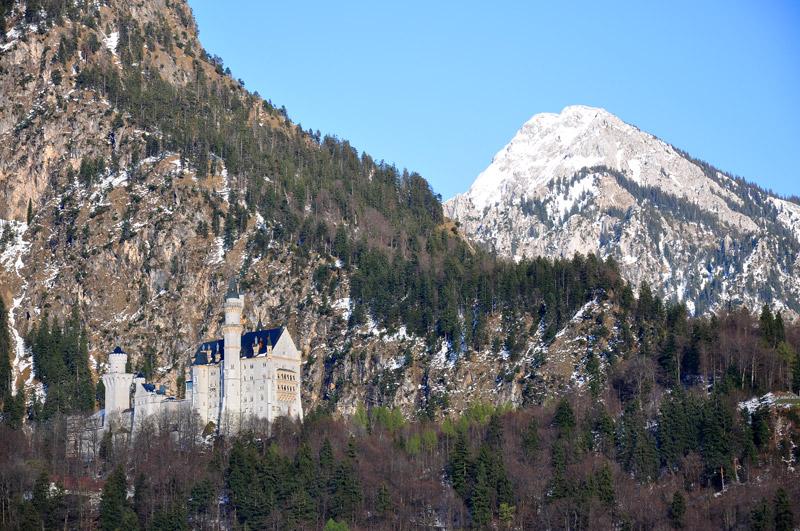 Замок Людвига Баварского
