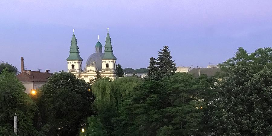 Файне мисто Тернополь