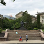 Парк Швченко в Тернополе