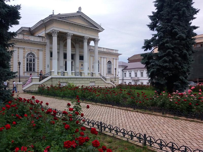 Археологический музей в Одессе