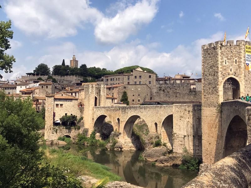 Бесалу Каталония