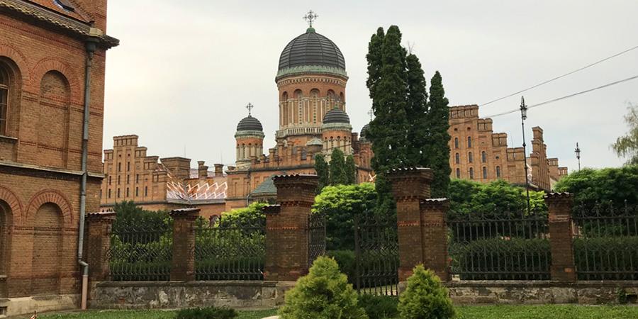 Экскурсия в Черновцы самостоятельно
