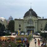 Театральная площадь Черновцы