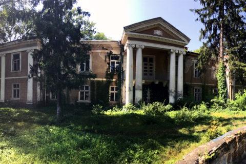Дворец Бруницких Залещики