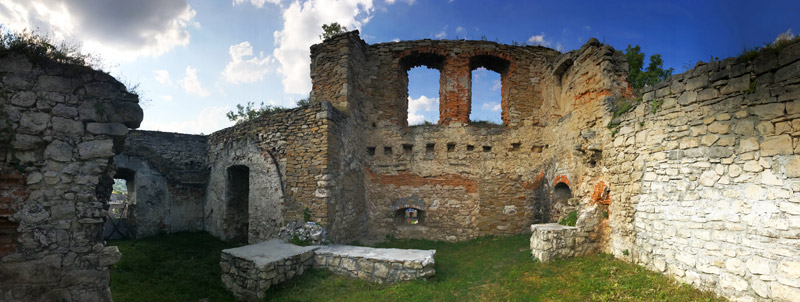 Замок в Чорткове