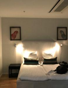 Наш уютный номер в Biz Apartment Gardet